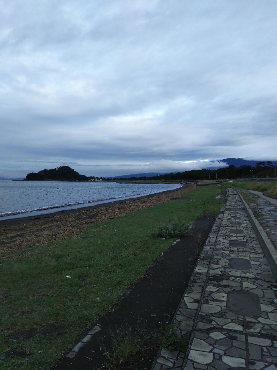 20160921_台風翌日の海岸