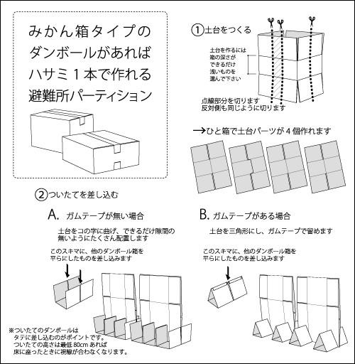 手作りパーテション02