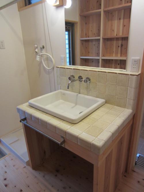 洗面カウンター例280430