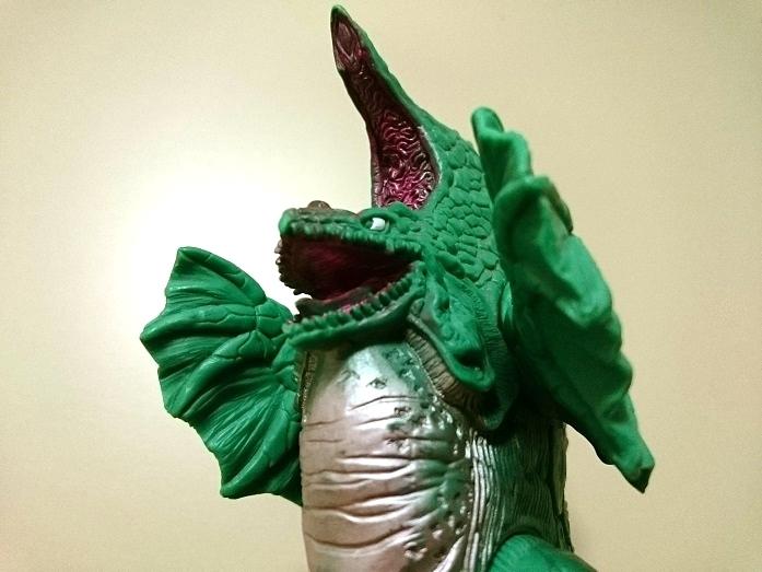 ウルトラマンティガ怪獣ソフビ レイロンス3