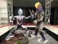 アリオ八尾 ウルトラリニューアルGWイベント ウルトラマンエクシードX、グリーザ第二形態