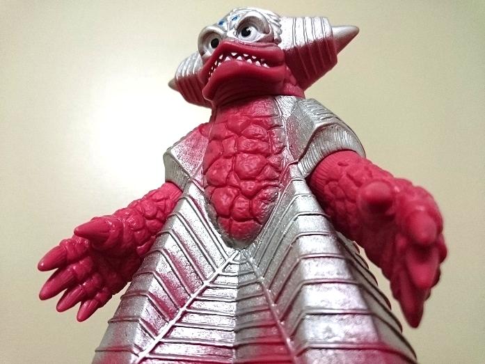 ウルトラマンティガ怪獣ソフビ デバンダデバン3