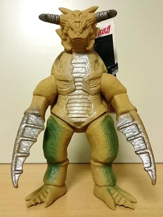 ウルトラマンティガ怪獣ソフビ ジョバリエ0
