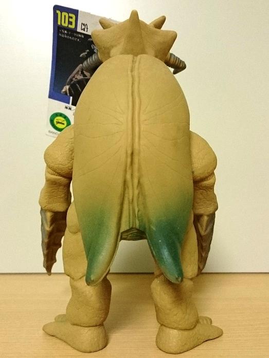 ウルトラマンティガ怪獣ソフビ ジョバリエ2