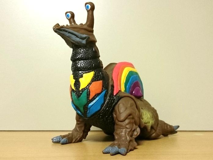 ウルトラマンティガ怪獣ソフビ タラバン