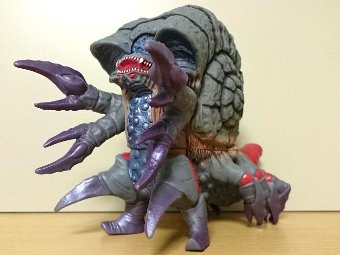 ウルトラマンティガ怪獣ソフビ ガタノゾーア