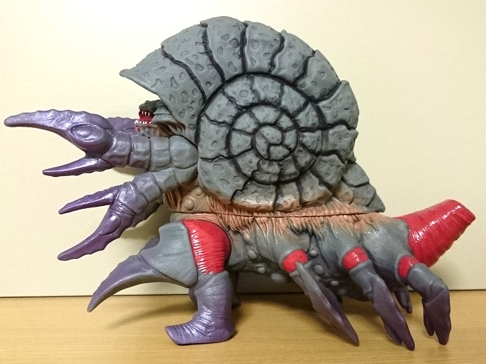 ウルトラマンティガ怪獣ソフビ ガタノゾーア1