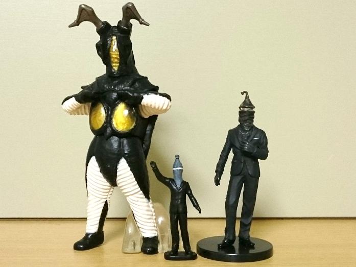 昭和ウルトラマン最終回怪獣(ラスボス)特集