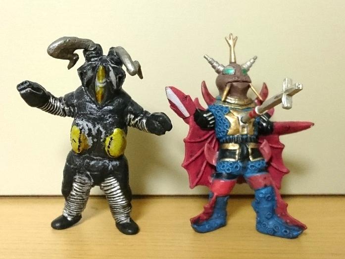 昭和ウルトラマン最終回怪獣(ラスボス)特集4
