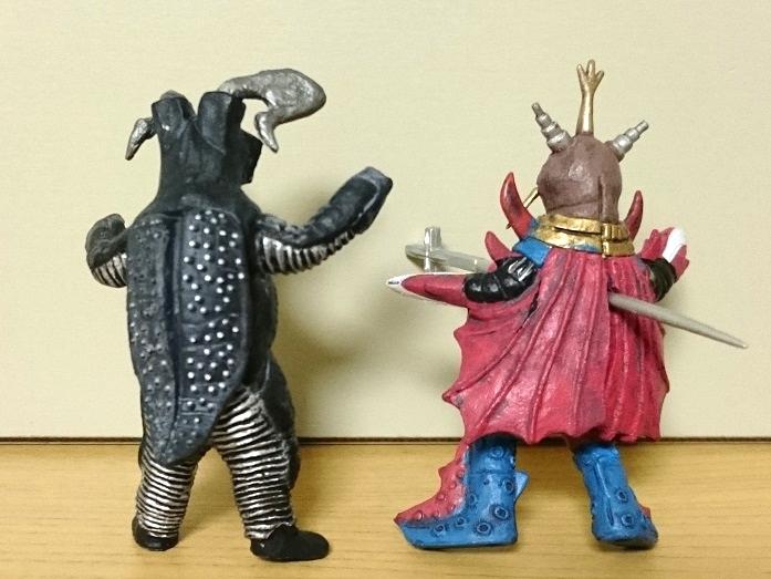 昭和ウルトラマン最終回怪獣(ラスボス)特集5