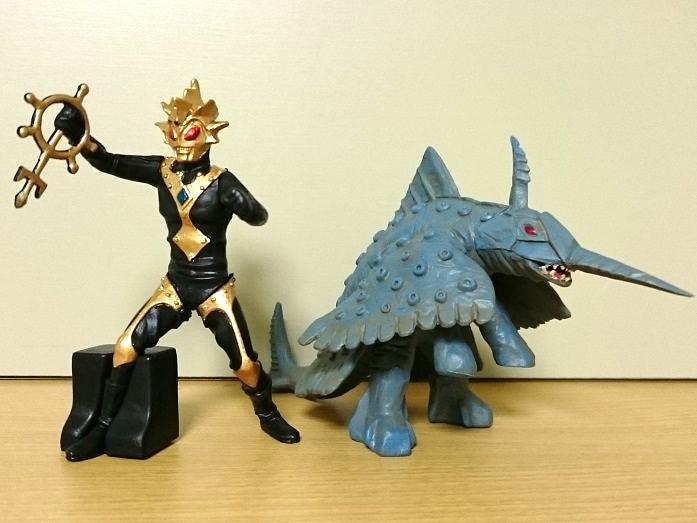 昭和ウルトラマン最終回怪獣(ラスボス)特集8