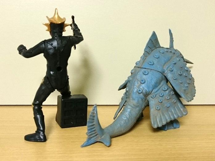昭和ウルトラマン最終回怪獣(ラスボス)特集9