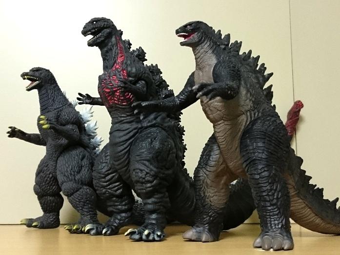 ムービーモンスターシリーズ シン・ゴジラ8