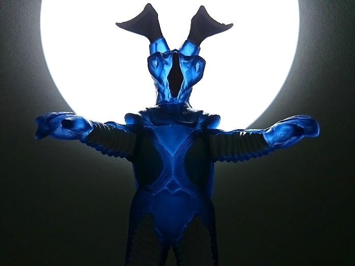 ウルトラ怪獣DX マガゼットン ダークネスブルーver2