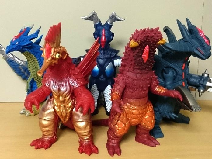 ウルトラ怪獣DX 魔王獣