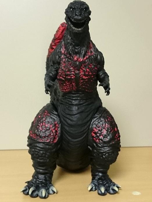 ムービーモンスターシリーズ シン・ゴジラ 怪獣王シリーズ0