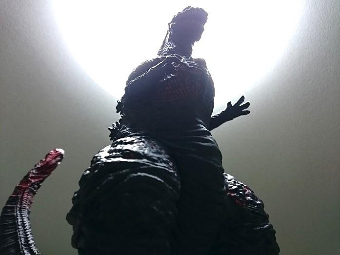 ムービーモンスターシリーズ シン・ゴジラ 怪獣王シリーズ6