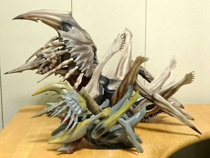 大怪獣シリーズ レギオン4