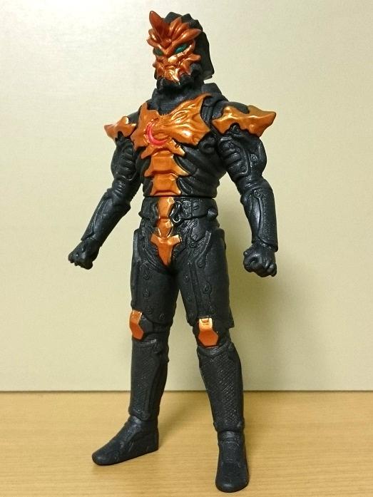 ウルトラ怪獣オーブ ジャグラスジャグラー