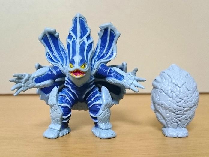 ウルトラマンティガ怪獣 ティガモンスター超全集 マキーナ