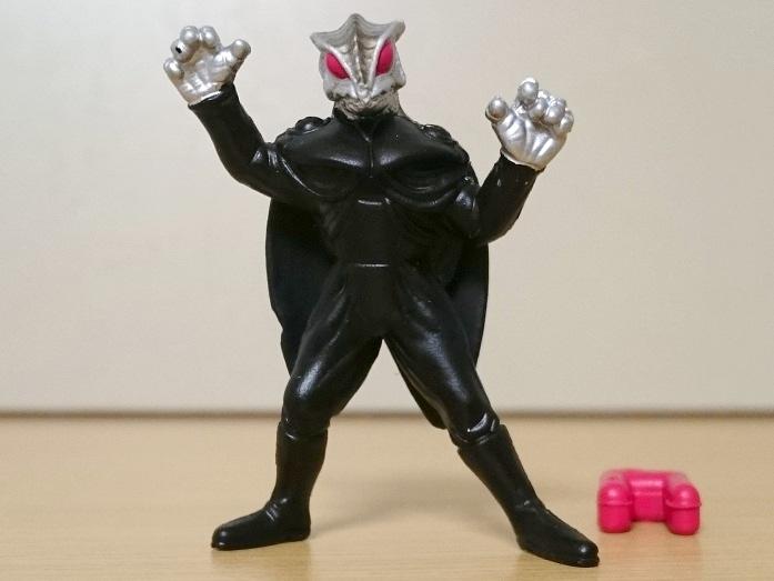 ウルトラマンティガ怪獣 ティガモンスター超全集 レイビーク星人