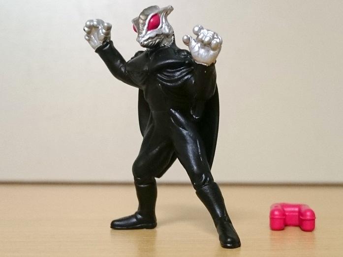 ウルトラマンティガ怪獣 ティガモンスター超全集 レイビーク星人0