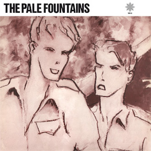 THE PALE FOUNTAINS「SOMETHING ON MY MIND」