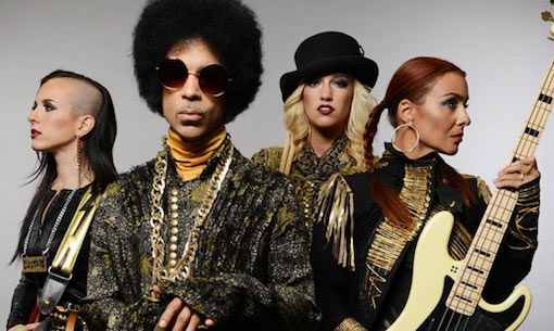 Prince And 3rdEyeGirl