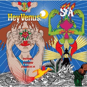 SUPER FURRY ANIMALS「HEY VENUS !」