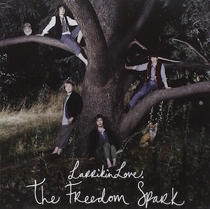 LARRIKIN LOVE「THE FREEDOM SPEAK」