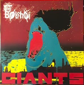 THE BOLSHOI「GIANTS」