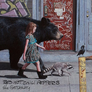 THE RED HOT CHILI PEPPERS「THE GETAWAY」