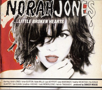 NORAH JONES「LITTLE BROKEN HEARTS」