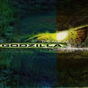 「GODZILLA THE ALBUM」