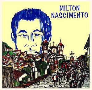 MILTON NASCIMENTO「MILTON NASCIMENTO」