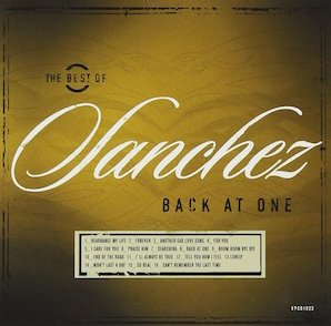 SANCHEZ「THE BEST OF SHANCHEZ - BACK AT ONE」