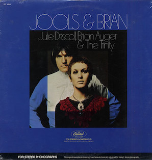 JULIE DRISCOLL, BRIAN AUGER THE TRINITY「JOOLS BRIAN」