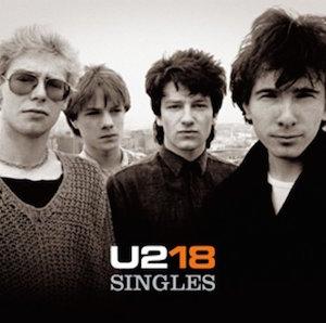 U2「18 SINGLES」