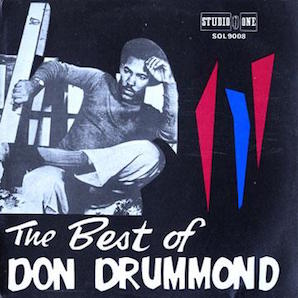 DON DRUMMOND「THE BEST OF DON DRUMMOND」