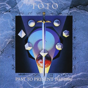 TOTO「PAST TO PRESENT 1977-1990」