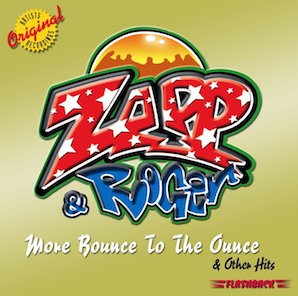 ZAPP ROGER「MORE BOUNCE TO THE OUNCE OTHER HITS」