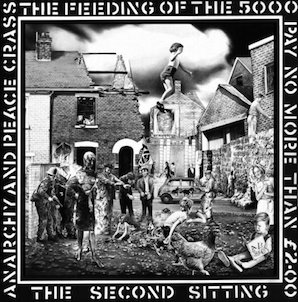 CRASS「THE FEEDING OF THE 5000」