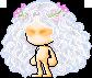 41570春の妖精ヘア(黒)