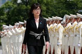 稲田防衛大臣