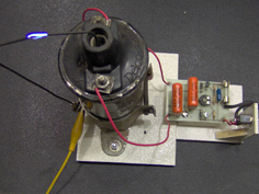 イグナイターの修理