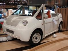 ハイブリッドコンセプトカー