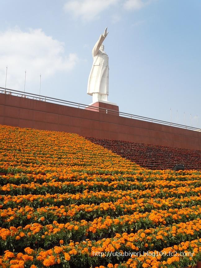 毛沢東主席