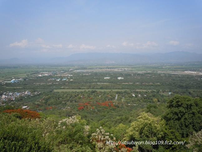 From Mandalay hill