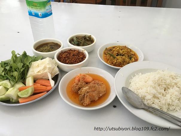 Mandalay lunch