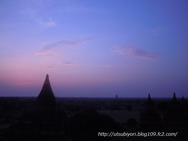 Bagan sunrize2